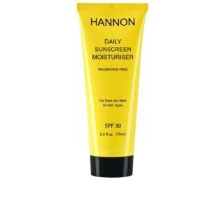 Daily Sunscreen Moisturiser SPF30 75ml