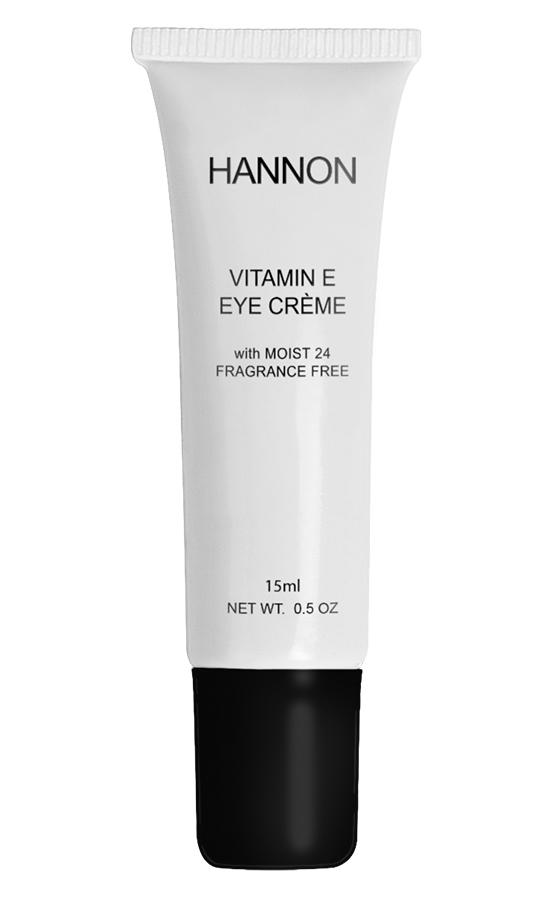HANNON Vitamin E Eye Créme